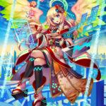『カードファイト!! ヴァンガードG』ブースターパック 第11弾「鬼神降臨」 ティーブレイク・エンジェル