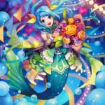 『カードファイト!! ヴァンガードG』 クランブースター第5弾「七色の歌姫」 アプラーズフラワー パルチェ