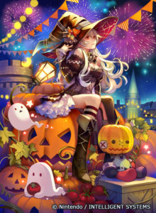 ファイアーエムブレム0 プロモーションカードパックVol.10「竜角の王女 カムイ(女)」
