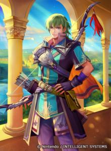 ファイアーエムブレムサイファ第11弾 フレリアの王子 ヒーニアス
