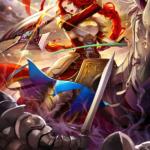 『ファイアーエムブレム0(サイファ)』第12弾「紅の聖騎士 ティアマト」(通常版)