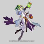 収穫祭の聖王女 ラーチェル